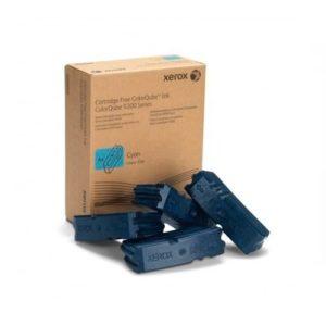 XEROX Cartucho Tinta Solida Cyan 108R00837