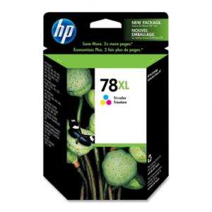 HP Tinta 78XL de 38 ml Tricolor C6578A