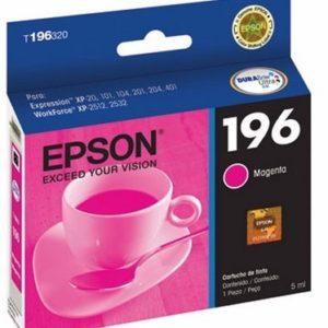 Epson Tinta 196 Magenta T196320-AL