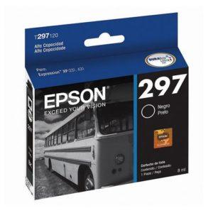 Epson Tinta 297 Negra T297120-AL