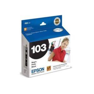 Epson Tinta 103 Negra T103120-AL