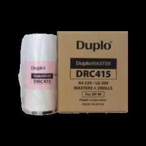 Duplo Master de Impresion DRC-415