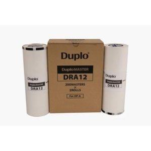 Duplo Master de Impresion DRA12 DR-A12