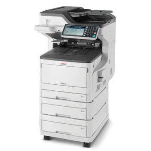 OKI Impresora láser color estándar ES8473MFP 62445402