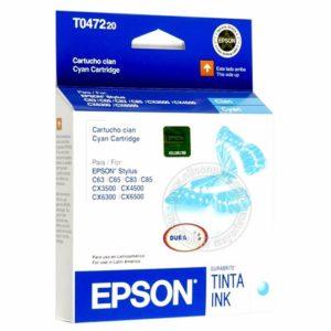 Epson Tinta Cyan T047220-AL