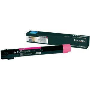 Lexmark Tóner C950 Magenta Extra Alto Rendimiento C950X2MG
