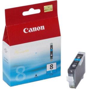 CANON Tinta CLI-8 Cyan 0621B035AA
