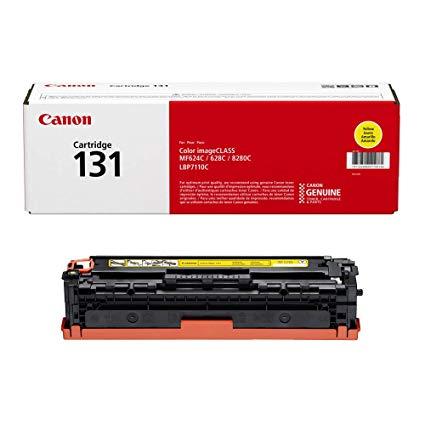 CANON Toner 131 Amarillo 6269B001