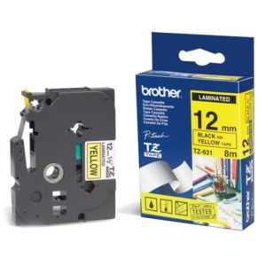 Brother Cinta laminada TZE-631