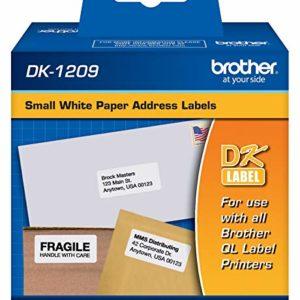 Brother Etiqueta adhesiva DK-1209