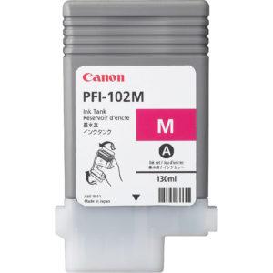 CANON Tinta PFI-102M Magenta 0897B001