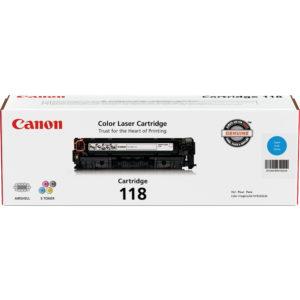 CANON Toner 118 Cyan 2661B001