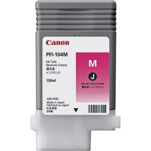 CANON Tinta PFI-104M Magenta 3631B001