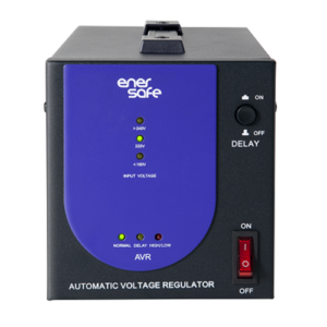 Enersafe Regulador de Voltaje AVR500 VA REGESAVR00500