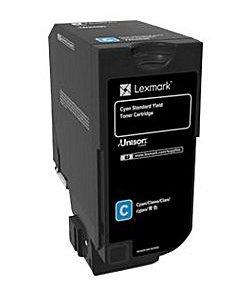 Lexmark Toner CS720, CS725, CX725 Cian 74C4SC0