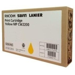 Ricoh Cartucho de Tinta MP CW2200 Amarillo 841723