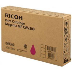 Ricoh Cartucho de Tinta MP CW2200 Magenta 841722