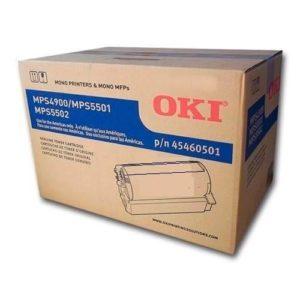 Oki Toner Cartridge 45460512-45460501