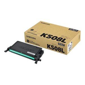 Samsung Toner CLT-K508L Negro