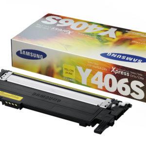 Samsung Toner CLT-Y406S Yellow