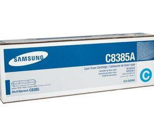 Samsung Toner CLX-C8385A Cyan