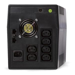 Enersafe UPS Interactiva Torre ESIT 2000 UPSMICRO2000