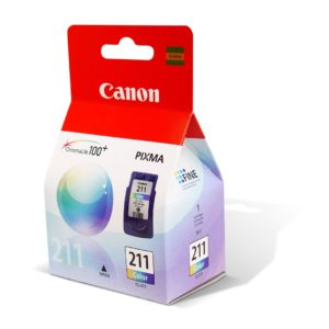 CANON Tinta CL-211 Color 2976B017