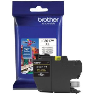 BROTHER Tinta Amarillo LC-3017Y
