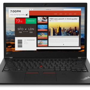 Lenovo Notebook ThinkPad T480s 20L8A00DCL