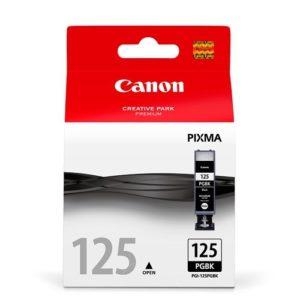 CANON Tinta PGI-125 Negro 4533B001