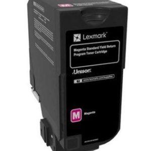 Lexmark Toner CS720, CS725, CX725 Magenta 74C4SM0