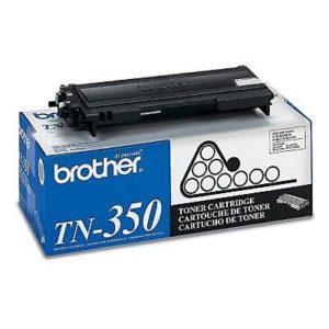 BROTHER Toner Negro TN-350