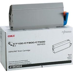Oki Toner Cartridge 41963004