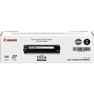 CANON Toner 131 Negro 6273B001