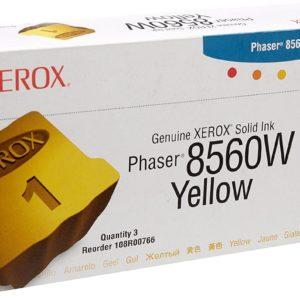 XEROX Tinta Solida Amarillo 108R00766