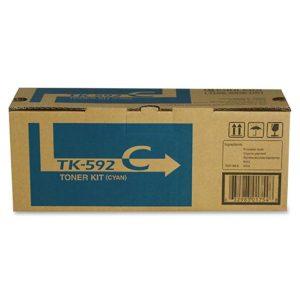 Kyocera Toner cyan TK-592C