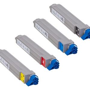 Oki Toner Cartridge 52124004