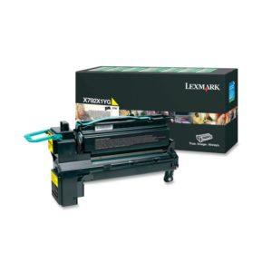 Lexmark Toner X792 Amarillo X792X1YG