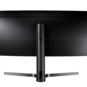 Samsung Monitor LC43J890DKLXZS Gamer Curvo 43'