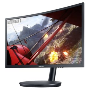 Samsung Monitor LC27H711QELXZS Gamer Curved de 27""