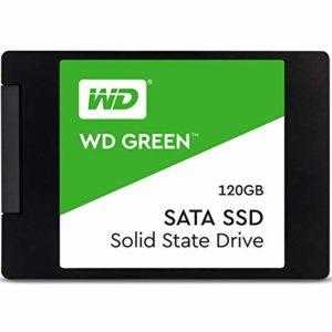 """Western Digital Disco SSD 120GB Green 2.5"""" WDS120G2G0A"""