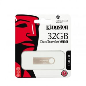 Kingston Pendrive DataTraveler SE9 Metal DTSE9H 32GB