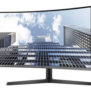 Samsung Monitor LC27H800FCLXZS Curved Business 27 Pulgadas