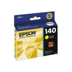 Epson Tinta 140 Amarilla T140420-AL