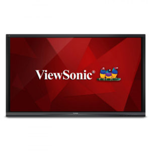 Viewsonic Monitor IFP7550 multitáctil interactiva 75