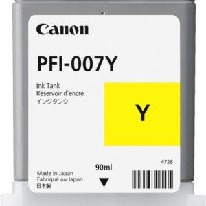 CANON Tinta PFI-007 Amarillo 2146C001