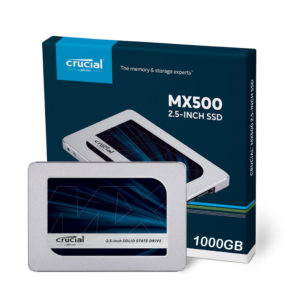Crucial Disco SSD 1TB MX500 2.5