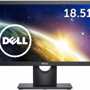 Dell Monitor E1916H LED 18 5 HD Widesc