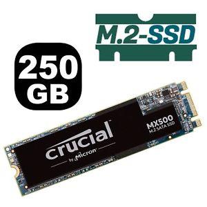 Crucial Disco SSD 250GB MX500 M.2 2280 CT250MX500SSD4