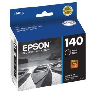 Epson Tinta 140 Negra T140120-AL